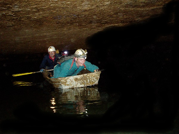 Alexander Caverns Photo Page